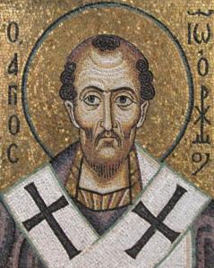chrysostom_archbishopofconstantinople